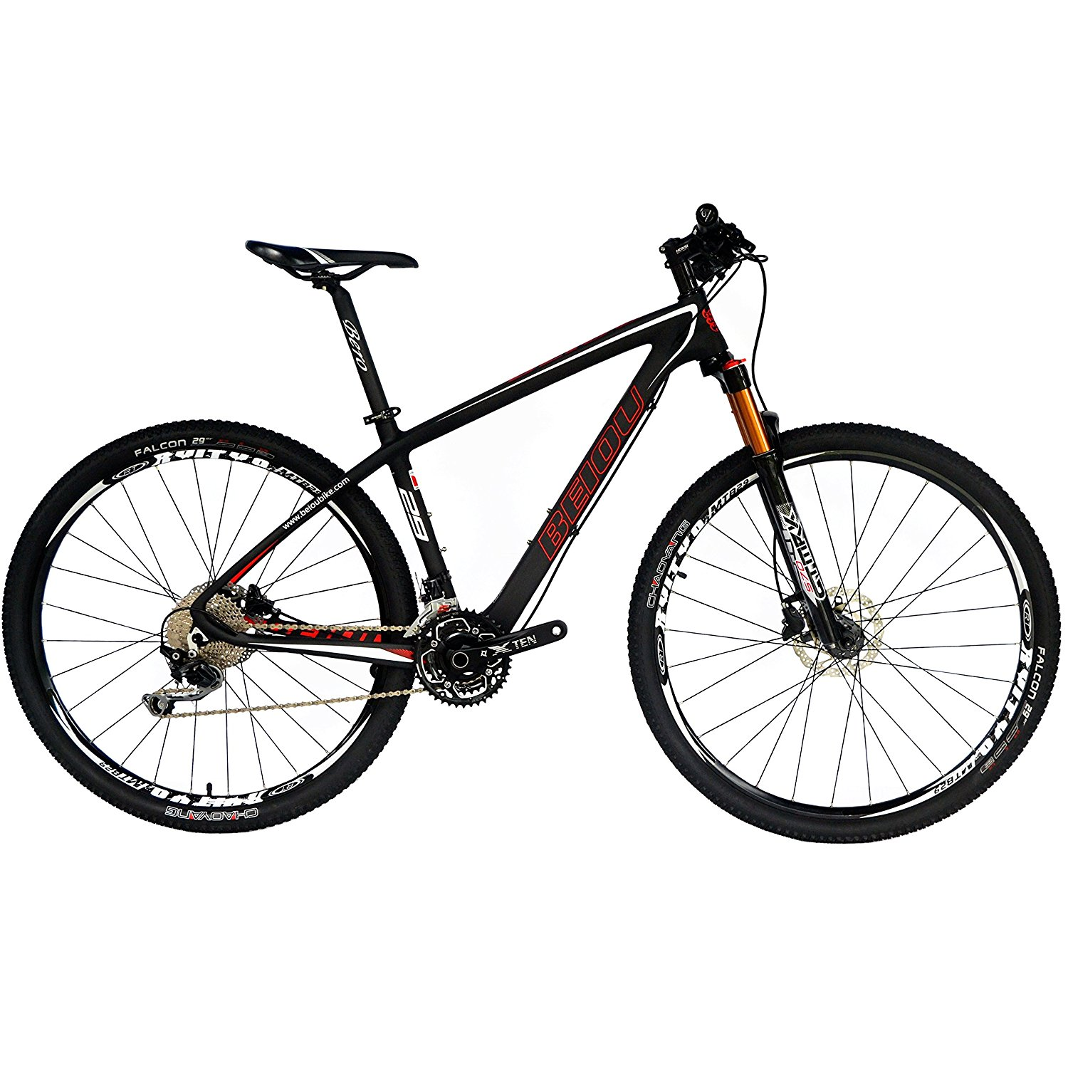 BEIOU 650B bikebon fiber mountain bike