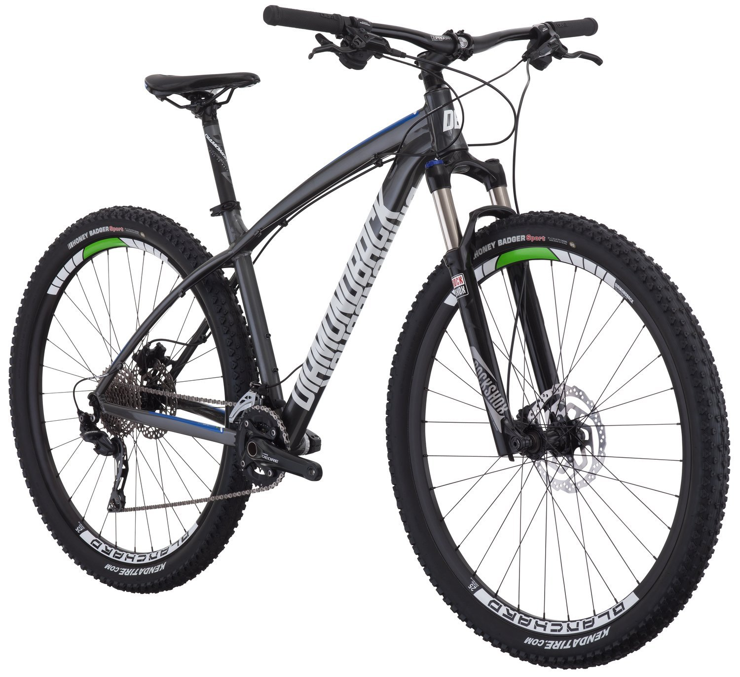 Diamondback Bicycles Overdrive Comp 29er Hardtail Mountain Bike